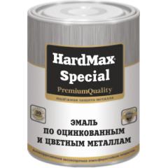 Эмаль Mister HardMax по оцинкованным и цветным металлам/ серый RAL7040 2,9кг. Воронеж краски Квадрострой